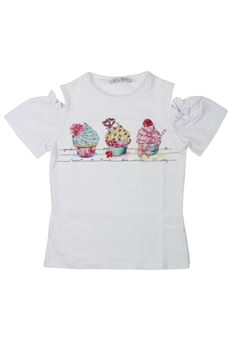 T-shirt cake ELSY | 8 | RIBESUN