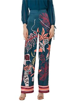 Palace trousers with print FRACOMINA | 9 | FR18SMALFONSAUN