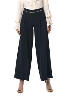 Pantaloni culottes gamba ampia FRACOMINA | 9 | FR18SP696UN