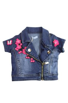 Jacket in jeans FUN FUN | 3 | FNBJK3099UN
