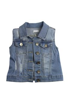 Gilet in jeans FUN FUN | 38 | FNBWA3325UN