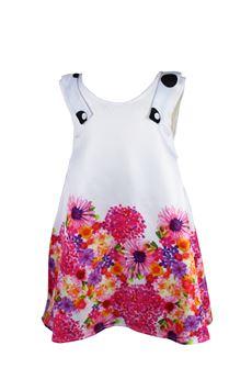 Floral fantasy dress FUN FUN | 11 | FNNDR3138UN