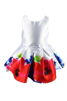 Flowers dress FUN FUN | 11 | FNNDR3152UN