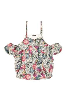Marciano top print flowers GUESS | 40 | J81H08UN