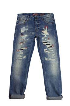 Ripped jeans GUESS   24   L81A11UN