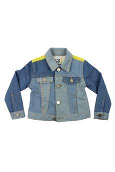 Looney Tunes jeans jacket ICEBERG | 13 | GBICE181220BFUN