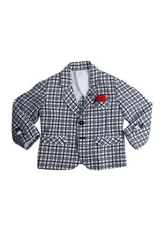 Checked jacket MANUELL & FRANK | 3 | 3111UN