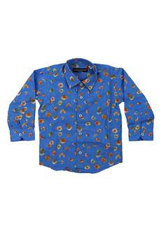 Fantasy shirt MANUELL & FRANK | 6 | 3361UN