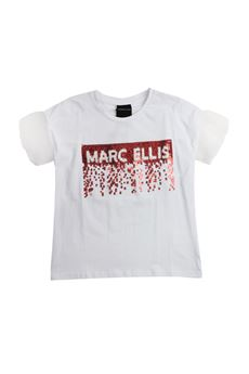 T-shirt with sequins MARC ELLIS | 8 | GMETS148UN