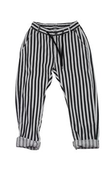 Striped trousers NUMBER | 9 | 1814AAUN