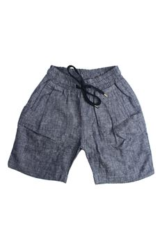 Shorts in linen NUMBER | 5 | 1840JE