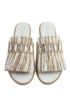 Fringed sandal OCA OCA | 12 | 7486UN