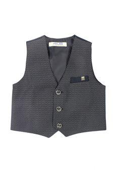 Fancy waistcoat PACIOTTI | 38 | GLP181807BPBUN