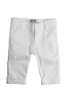 Sateen trousers PACIOTTI | 9 | PTP181806BPBUN