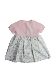 Little flowers dress