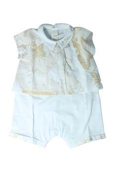 Baby Romper with collar ALVIERO MARTINI | 5032278 | 25R0203FA