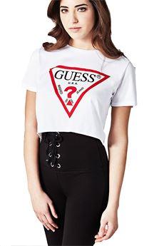 T-shirt Logo GUESS | 8 | O84I11BI