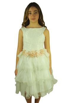Communion Dress - Ceremony LADIA | 11 | 2563NO