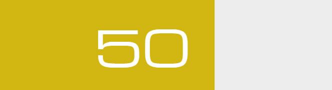 Overall Score - 50