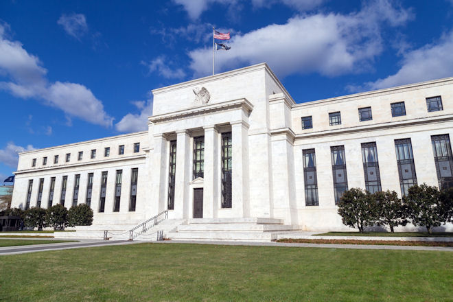Markets quiet ahead of Fed announcement