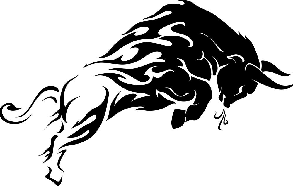 The bull re-awakens