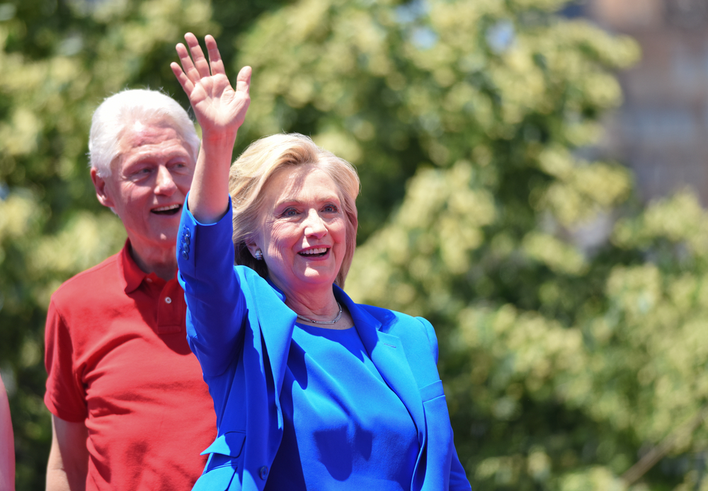 These stocks will soar during a second Clinton Presidency