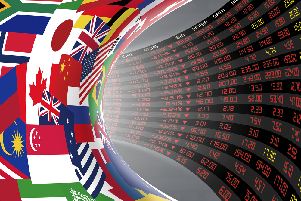 Global markets volatile as oil prices fall