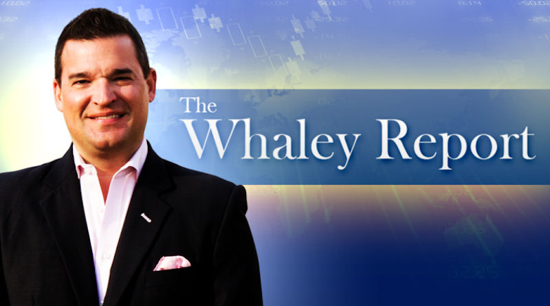 The Whaley Report: This Time is Different