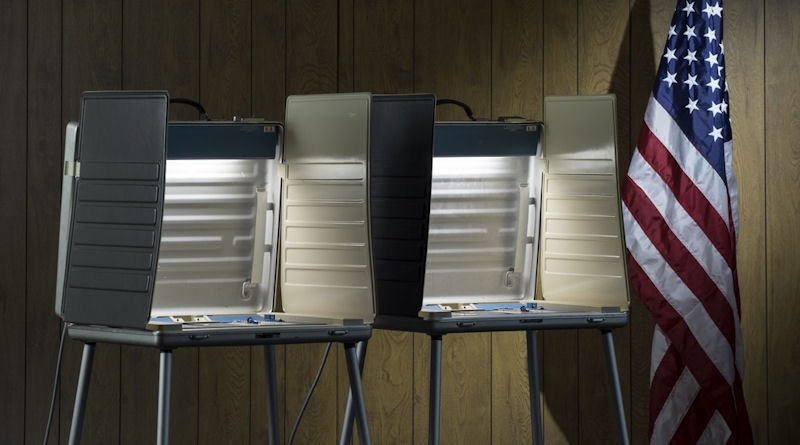 Election fears drive markets down