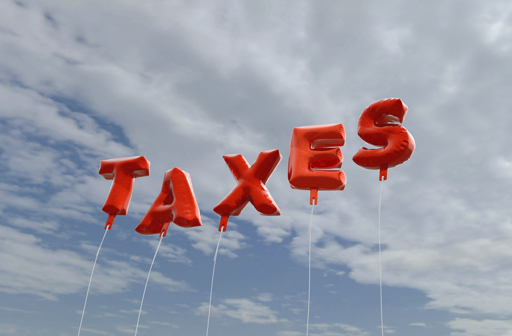 Trump floats tax balloon