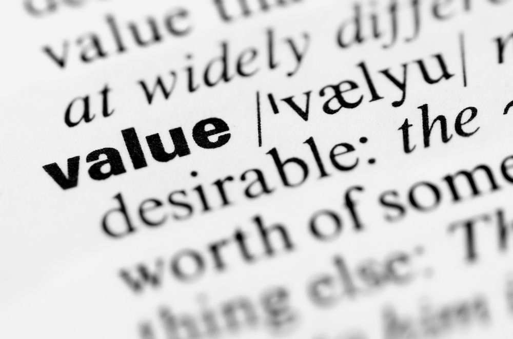 Looking for value? Read this