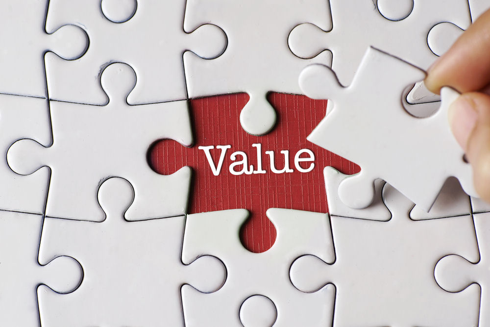 Finding value in an overpriced market