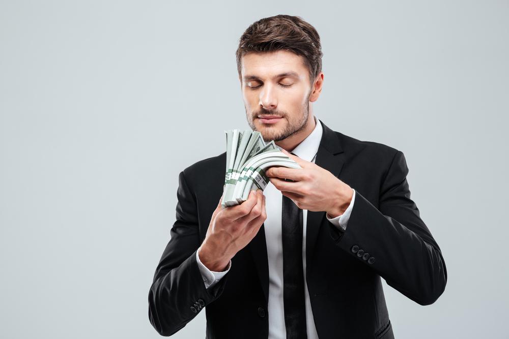 Wall Street smells a tax cut