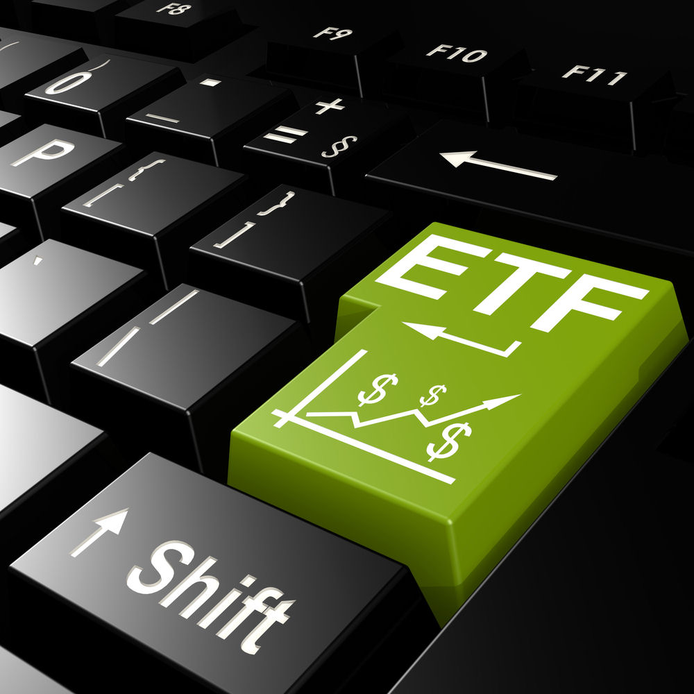 Five ETFs you can buy and forget