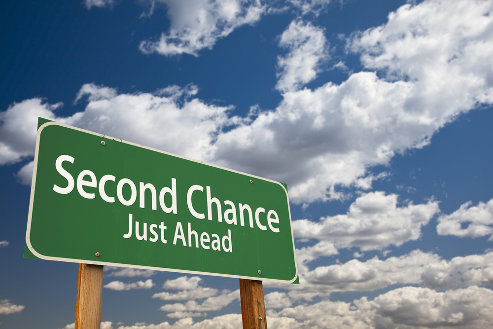 Think there are no second chances? These five stocks are giving you one right now.