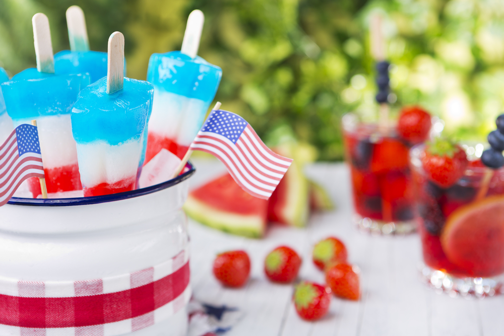 Five Stocks To Buy Around The 4th Of July