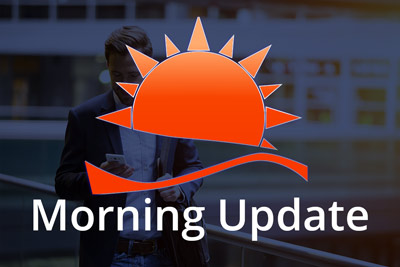 Morning Update for:  July 25, 2016