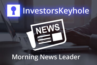 Morning News Leader: Apple (AAPL) Shoots Higher as Services Revenues Jump 16%