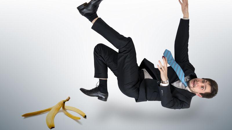 Stocks take a tumble