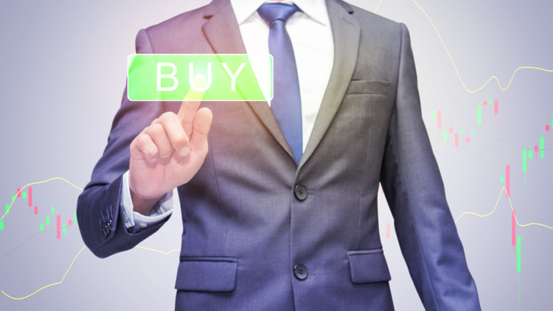 Five top buy candidates for this week