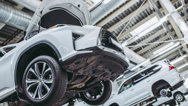 Market rises with the possibility of lower automobile tariffs