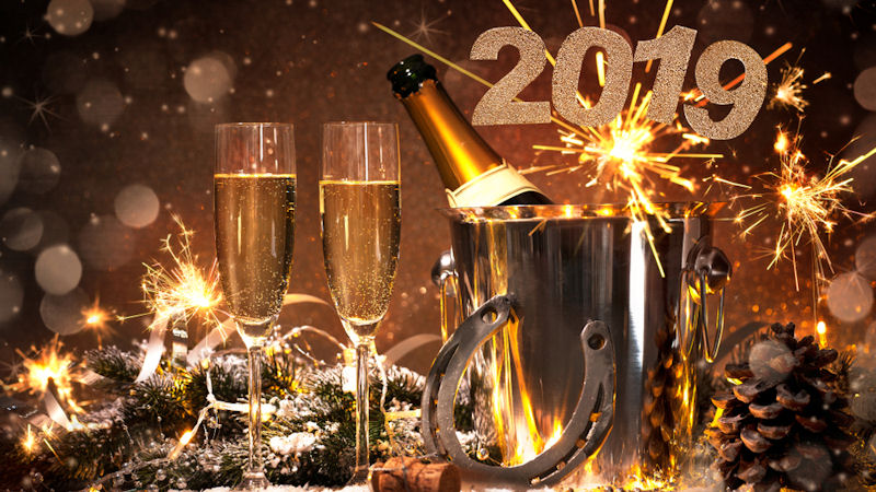 Toast to a New Year with these high-scoring stocks