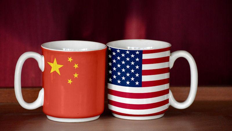 Stocks up as trade negotiations begin