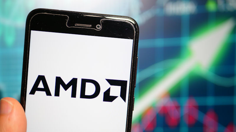 Advanced Micro Devices (AMD) stock up despite weak earnings and guidance