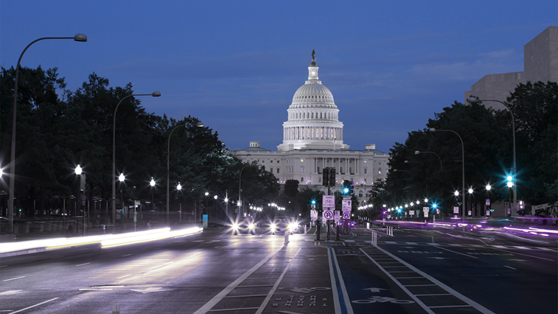 Second Government Shutdown Looms Large