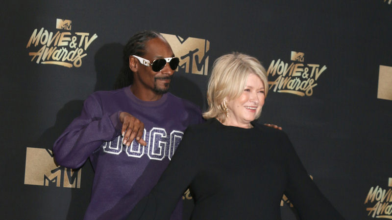 Canopy Growth Corp (CGC) and Sequential Brands Group (SQBG) Stock High on Martha Stewart Partnership