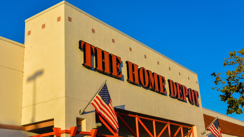 How Does Home Depot (HD) Stock Score After Week of Losses?