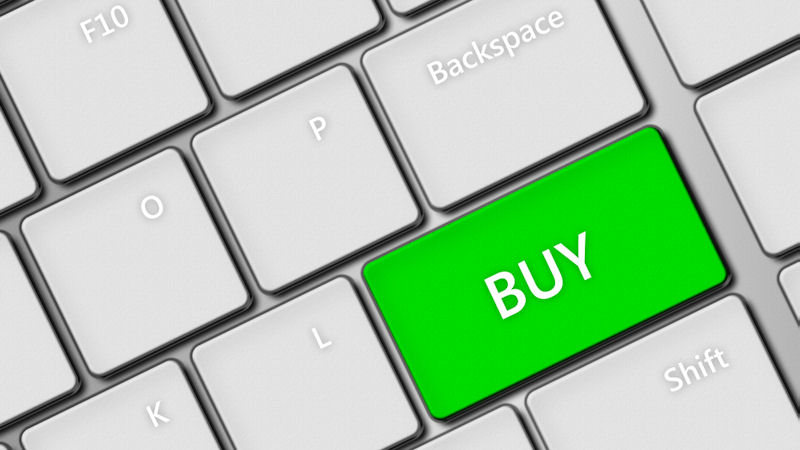 Four Stocks Trading at Buy Points