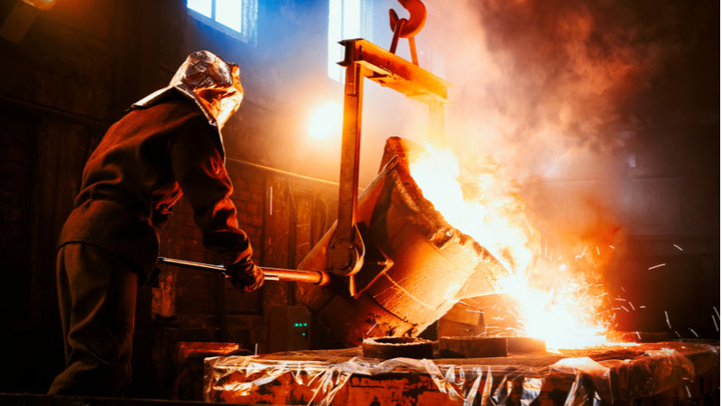 Is Nucor Corporation (NUE) the Top Pick in the Steel Industry?