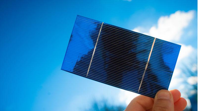 Photovoltaic Solar Cell.